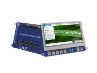 "4.3"" LCD Cape for BeagleBone Black ‐ Touch Display"
