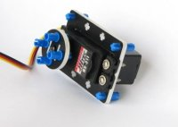 HS311 Continuous Rotation RC Servo with mounting kit for NXT