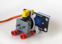 Servo Operated Pneumatic Valve Kit (includes valve)
