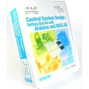 画像1: Control System Design:Getting Started with Arduino and MATLAB -Experimental Kit