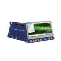 """4.3"""" LCD Cape for BeagleBone Black ‐ Touch Display"""