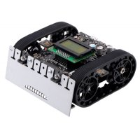 Zumo 32U4 Robot (Assembled with 100:1 HP Motors)