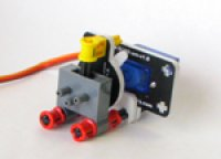 Servo Operated Pneumatic Valve Kit (without valve)