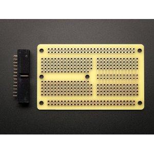 画像2: Adafruit Half-size Perma-Proto Raspberry Pi Breadboard PCB Kit