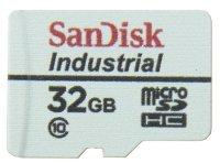 Raspberry Pi起動動作確認済み Industry用microSDカードClass10 32GB [SanDisk]