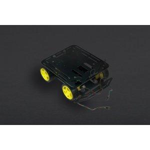 画像1: Baron-4WD Arduino Mobile Robot Platform with Encoder