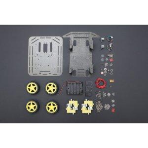画像4: Baron-4WD Arduino Mobile Robot Platform with Encoder