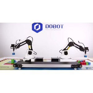 画像1: DOBOT Magician マイクロ生産ラインセット