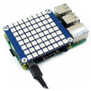 画像4: True color RGB LED HAT (B)