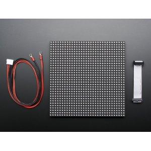 画像4: 32x32 RGB LED Matrix Panel - 6mm pitch