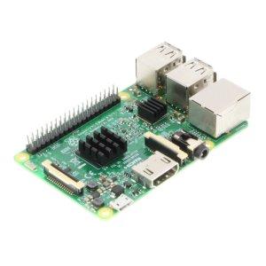 画像3: Raspberry Pi Model B+/Pi2/Pi3用 ヒートシンクセット