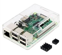 Raspberry Pi3 Model B ボード&ケースセット-Physical Computing Lab