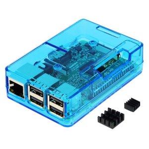 画像2: Raspberry Pi3 Model B ボード&ケースセット-Physical Computing Lab