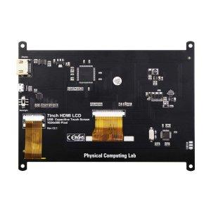 画像3: Tinker Board用7インチHDMIタッチスクリーンLCD