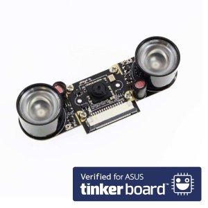 画像1: Tinker Board用赤外線カメラモジュール(Fixed Focus)