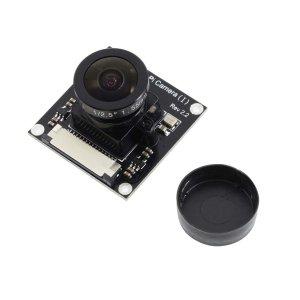 画像1: Raspberry Pi用カメラモジュール(Standard,Fish Lens)