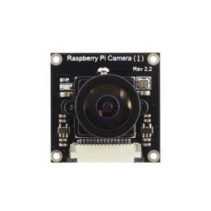 画像2: Raspberry Pi用カメラモジュール(Standard,Fish Lens)