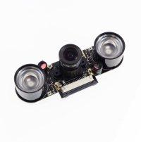 Raspberry Pi用カメラモジュール(Night Vision,Adjustable Focus )
