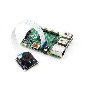 画像3: Raspberry Pi用カメラモジュール(Standard,Fish Lens)