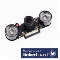 Tinker Board用赤外線カメラモジュール(Adjustable Focus)