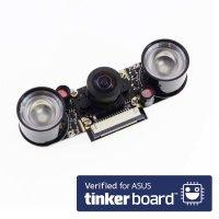 Tinker Board用赤外線カメラモジュール(Fish Lens)