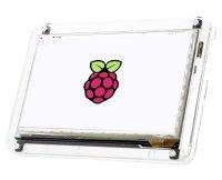 "Raspberry Pi用 7""HDMIディスプレイスタンド"