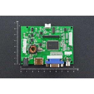画像4: Lattepanda用10.1インチ -  1280 x 800 IPS HDMI / VGA / AVディスプレイ