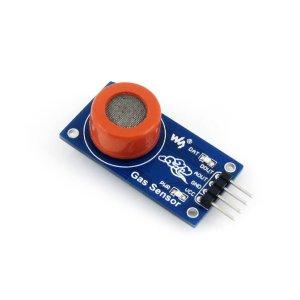 画像1: MQ-3 Gas Sensor - ガスセンサー