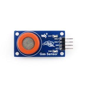 画像2: MQ-3 Gas Sensor - ガスセンサー