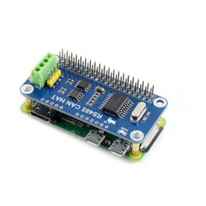 画像2: RS485 CAN HAT for Raspberry Pi
