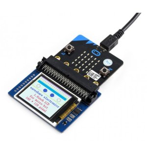 画像1: 1.8inch colorful display module for micro:bit, 160x128