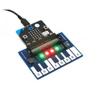 画像2: Mini Piano Module for micro:bit, Touch Keys to Play Music