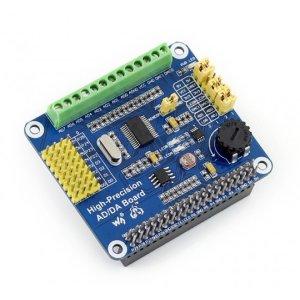 画像1: Raspberry Pi High-Precision AD/DA Expansion Board