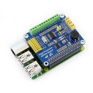 画像2: Raspberry Pi High-Precision AD/DA Expansion Board