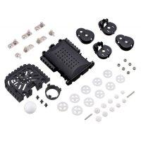 Pololu Balboa 32U4 筐体&安定化キット (モータ・ホイール・回路部品別売り)