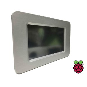 画像2: TouchBerry PI 10.1 インチ