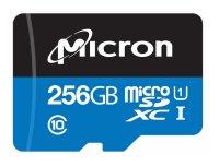 Micron Industry用 microSDカード 256GB  A1対応