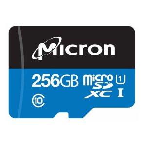 画像1: Micron Industry用 microSDカード 256GB  A1対応