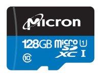 Micron Industry用 microSDカード 128GB  A1対応