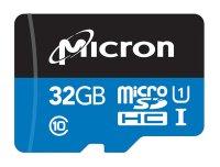 Micron Industry用 microSDカード 32GB  A1対応