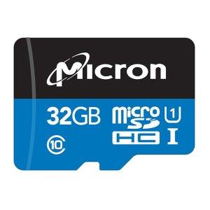 画像1: Micron Industry用 microSDカード 32GB  A1対応