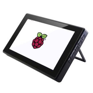 画像2: Compact Pi Box 7インチLCDセット