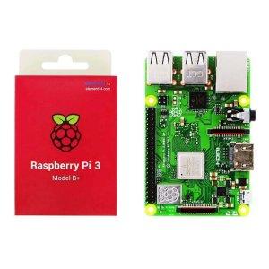画像1: Raspberry Pi3 Model B+