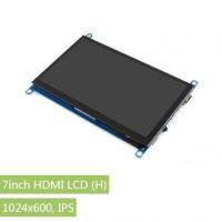 """7"""" HDMI LCD(H)、1024 x 600"""