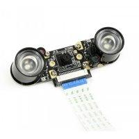 Jetson Nano用 IMX219-77 IR カメラ