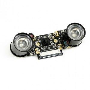 画像2: Jetson Nano用 IMX219-77 IR カメラ