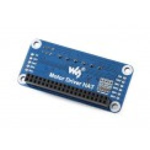 画像2: Motor Driver HAT for Raspberry Pi, I2C Interface