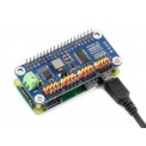 画像3: Servo Driver HAT for Raspberry Pi, 16-Channel, 12-bit, I2C
