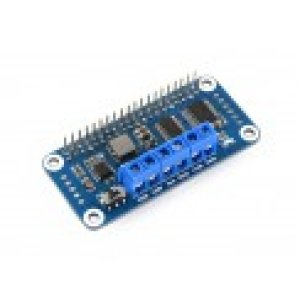 画像1: Motor Driver HAT for Raspberry Pi, I2C Interface