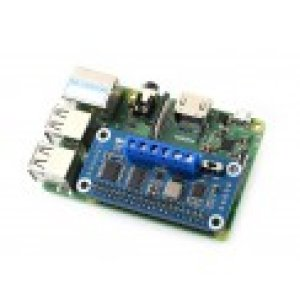 画像4: Motor Driver HAT for Raspberry Pi, I2C Interface